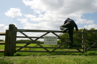 Rural crime is on the increase.